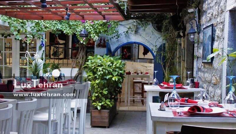 غذای اسپانیایی در بدروم