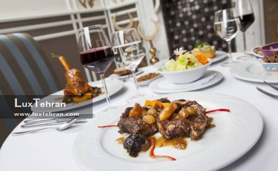 رستوران عثمان پالاس کازین استانبول