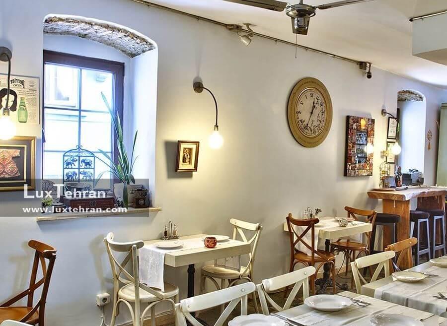 رستوران دای پرا استانبول کازین