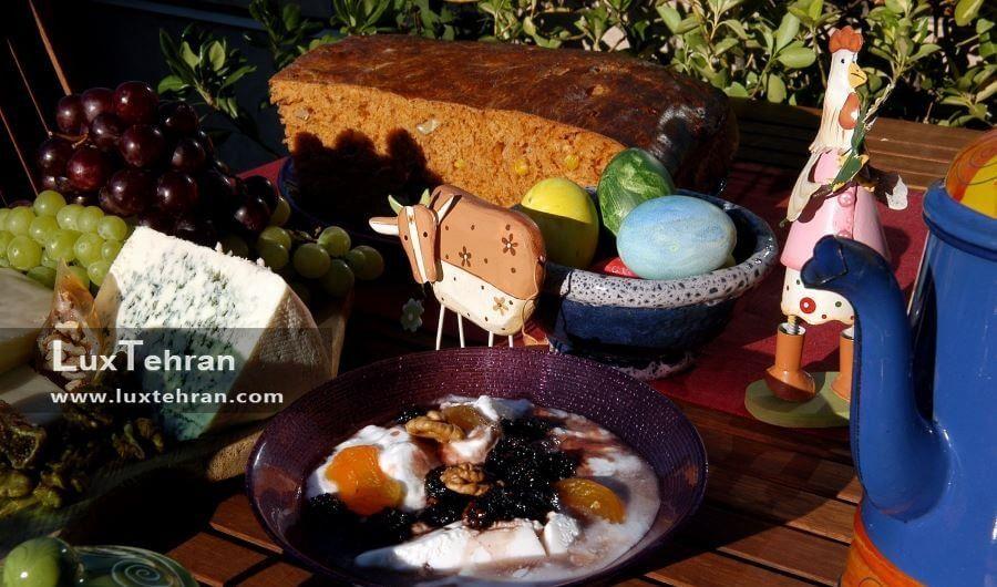انواع و اقسام غذاهای ترکی و اروپایی