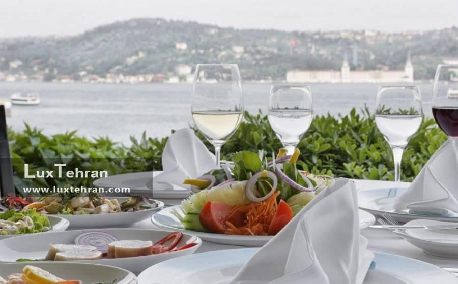 رستوران ماوی بالیک استانبول