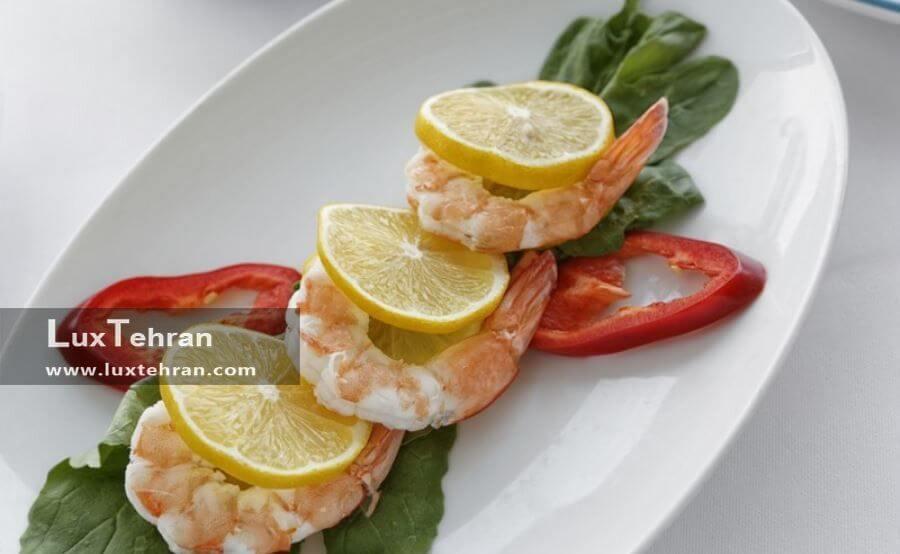 غذاهای دریایی در رستوران های آنکارا