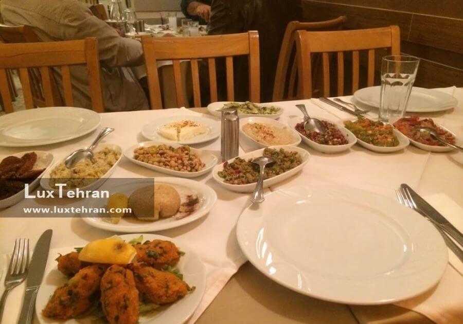 رستوران مکان استانبول