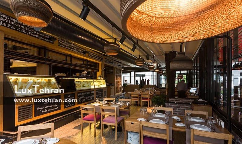 رستورانی در منطقه قاضی عثمان