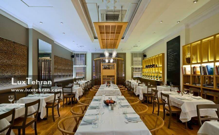 رستوران لوکانتا مایا استانبول