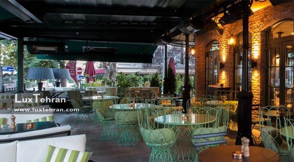رستوران برای لاکچری گردهای استانبول
