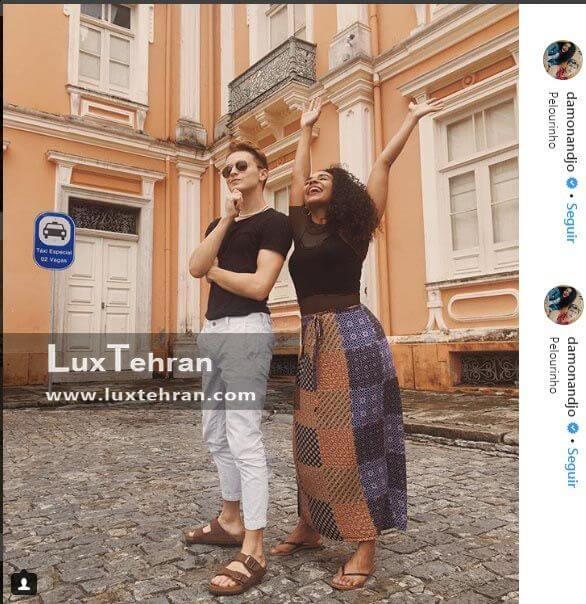 گردشگری های زوج جوان در برزیل