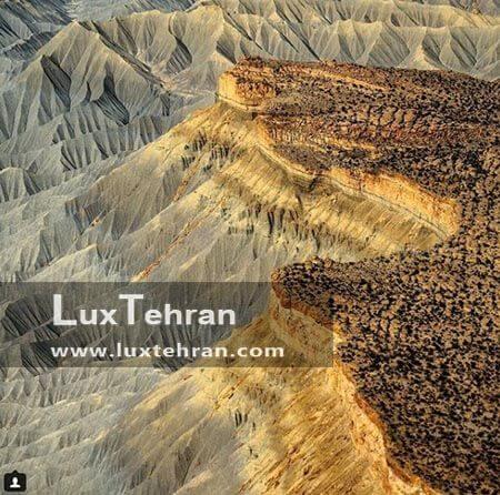 عکس فوق العاده از جهانگرد معروف اینستاگرام