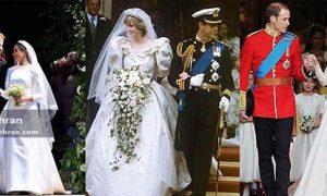 عروسي مگان مارکل و پرنس هري