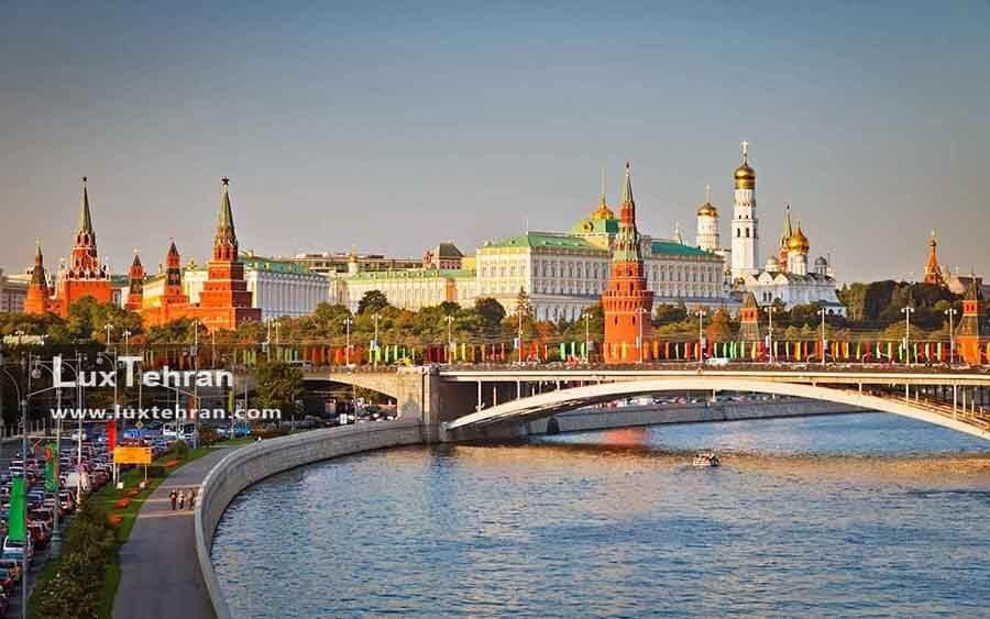 مسکو شهری مجلل