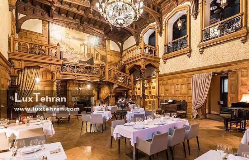 آشنایی با رستوران های مسکو