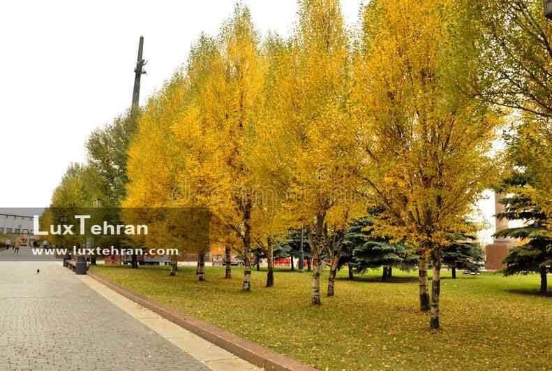 پاییز مسکو