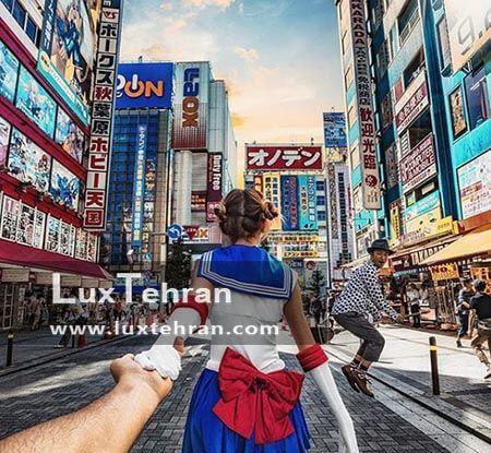 سفر به منطقه آکیهابارا ژاپن