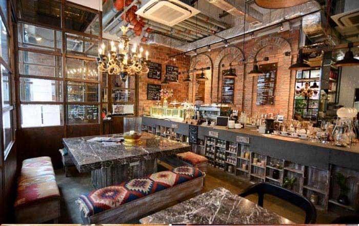 کافی شاپ های معروف دنیا کافه آکادمیک هنگ کنگ