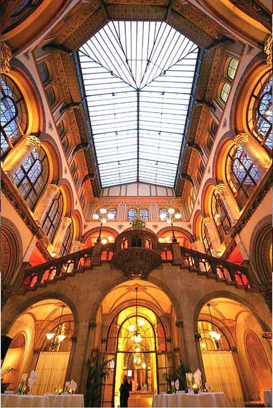 کافه سنترال وین کافی شاپ های معروف دنیا