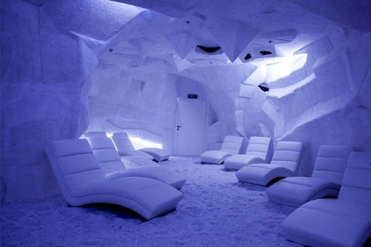 (SALT CAVES SPA)