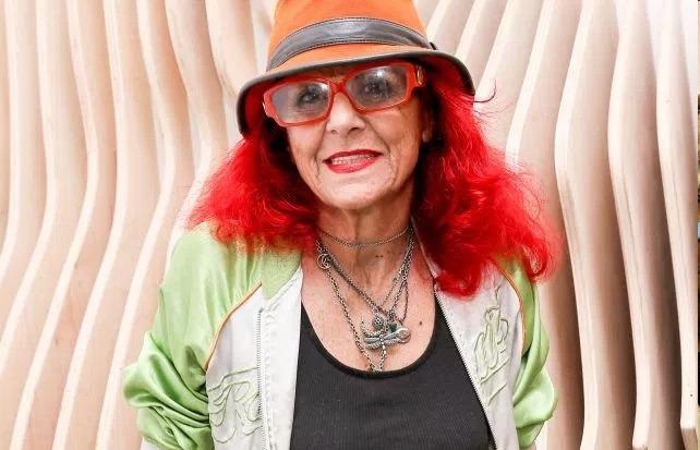 تصویر خانم پاتریشیا فیلد، طراح لباس فیلم مدگرای اعترافات یک معتاد خرید محصول ۲۰۰۹