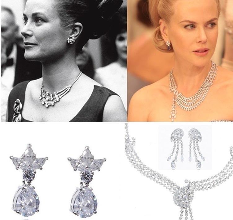 جواهراتی که نیکول کیدمن در فیلم گریس موناکو