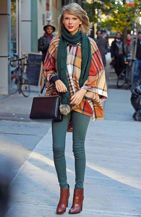 تیلور سویفت ، یکی از خوش استایل ترین و جذاب ترین چهره های دنیا