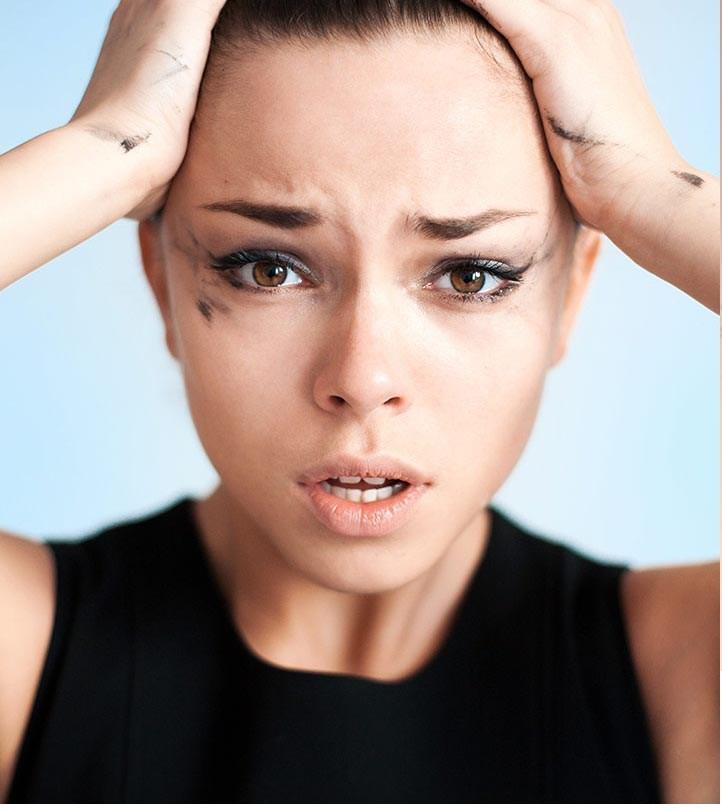 اشتباهات رایج در آرایش کردن