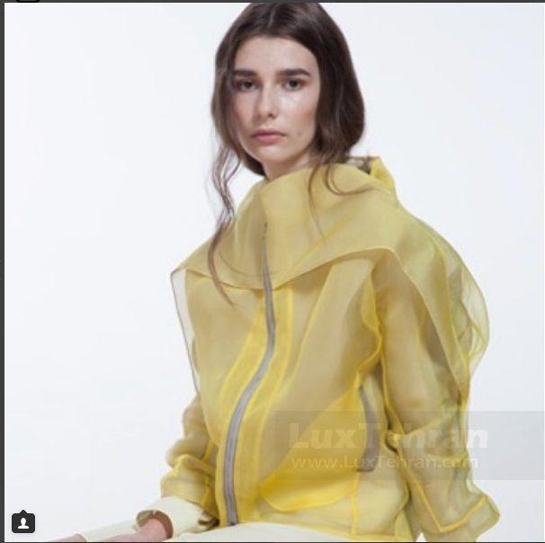 رنگ زرد مثل الناز شاکردوست، رنگ محبوب خانم آشتیانی
