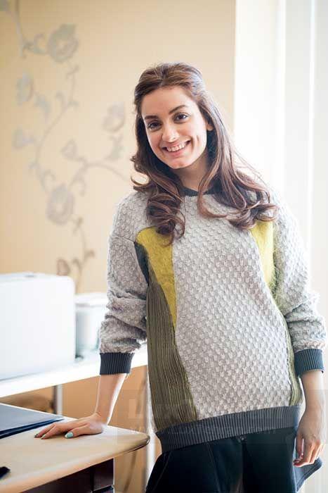 طراح لباس خوش سلیقه ایرانی مقیم کانادا