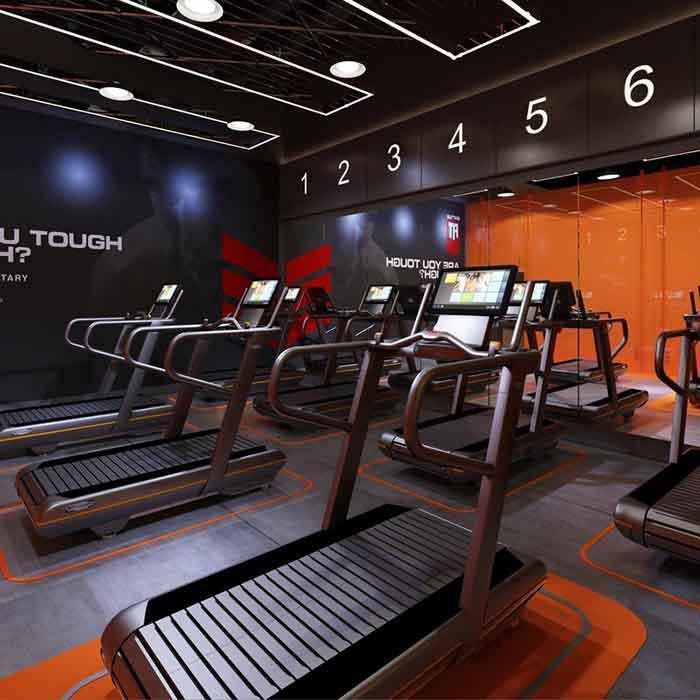 سالن های ورزشی ایران مال