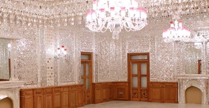 تالار آینه ایران مال