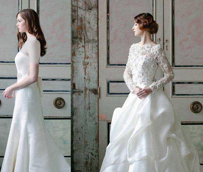 مزون ساره خواجه نوری مزون لباس عروس دروس