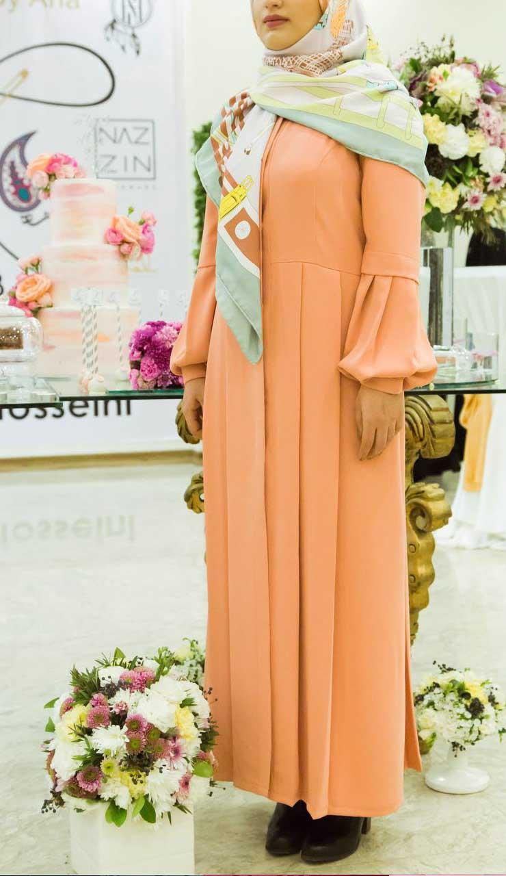 ترکیب رنگ جذاب برای روزهای گرم تابستان از برند آناشید حسینی