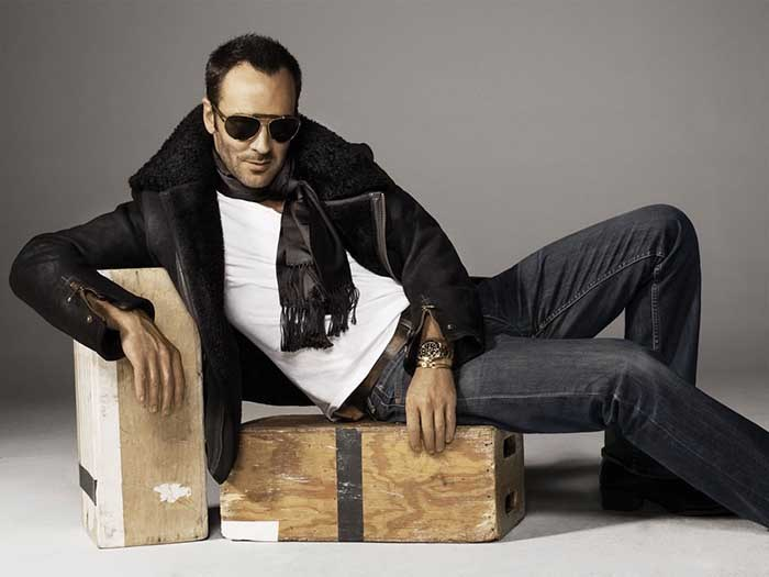 تام فورد در فهرست خوشتیپ ترین  و خوش سلیقه ترین  مردان دنیای مد و لباس