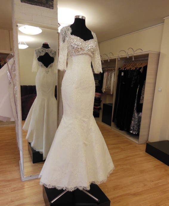 مزونی لباس عروس در اقدسیه تهران