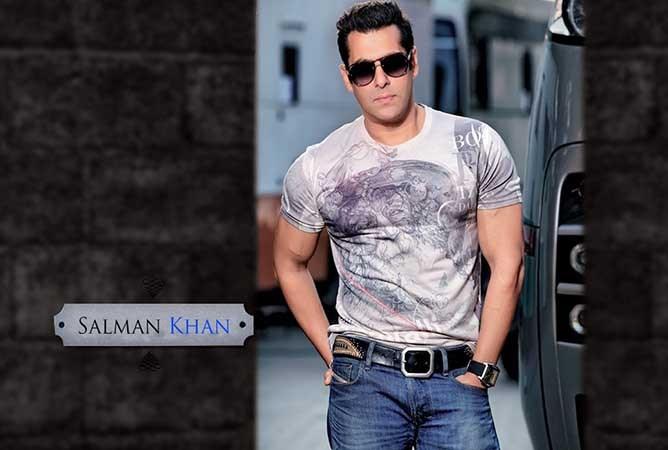 سلمان خان بازیگر مرد هندی بالیوود