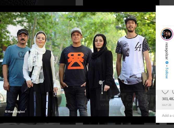 شروع فیلمبرداری فیلم رحمان ۱۴۰۰ محمد رضا گلزار