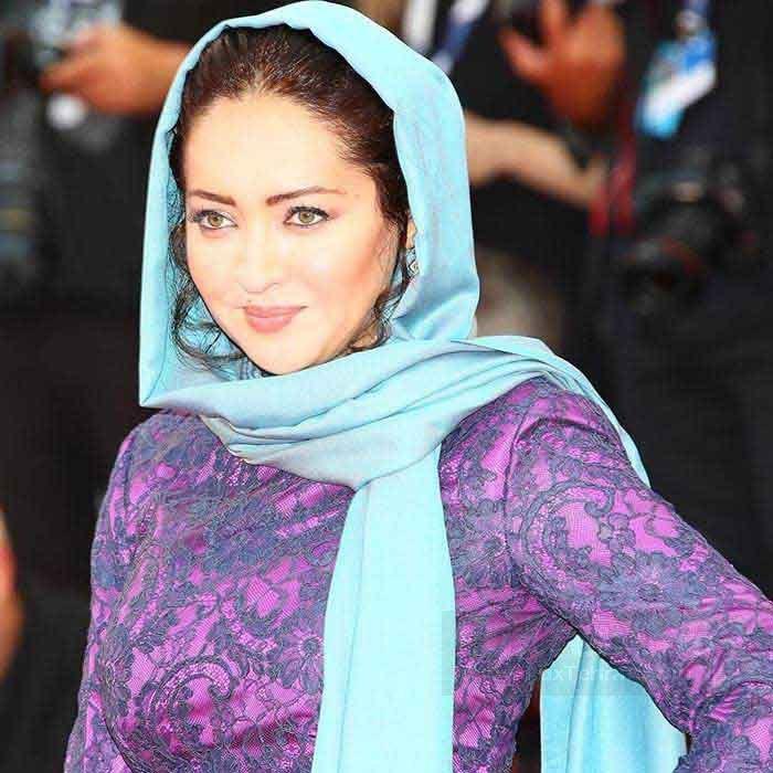نیکی کریمی سلبریتی زن ایرانی
