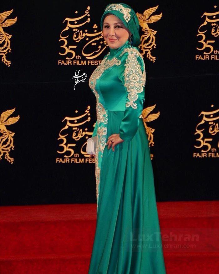 سلبریتی هنرپیشه زن ایرانی بهنوش بختیاری