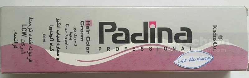 یکی از پر مصرف ترین رنگ مو ایرانی ، پادینا است