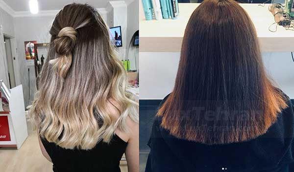 اینستاگرام از هشتگ: #HAIR