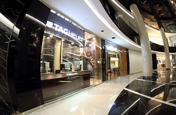 مرکز خرید سام سانتر ، یکی از مجلل ترین مراکز خرید تهران