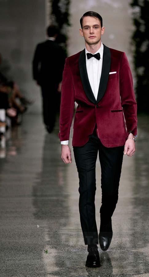 رنگ زرشکی یکی از رنگ های عالی خاص برای شیک پوش ها