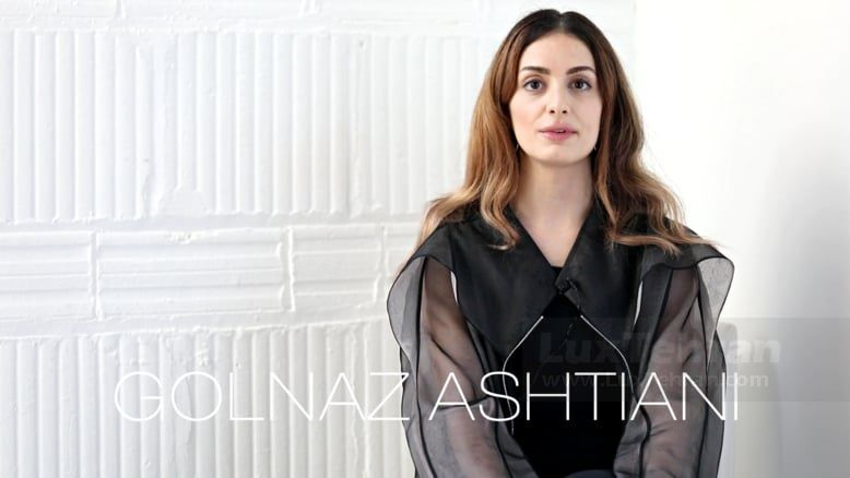گلناز آشتیانی: دختر  ایرانی موفق  طراح لباس