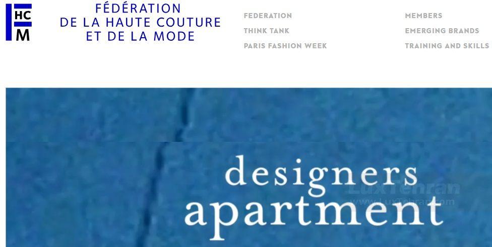 برند های صاحب نام هفته مد پاریس