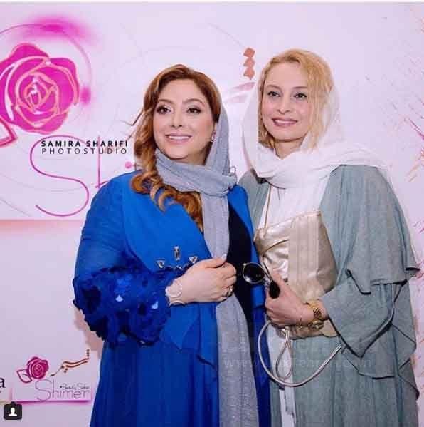 مانتو مجلسی مریم کاویانی، هنرپیشه سینما ایران