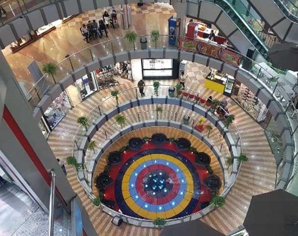 مرکز خرید دنیای نور