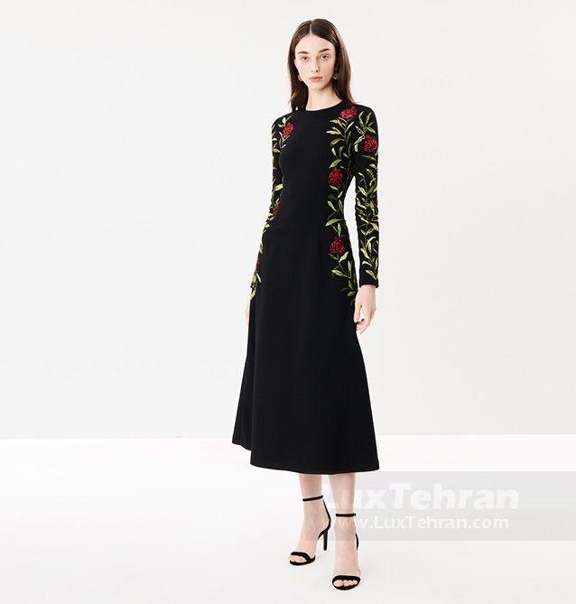 از جدید ترین محصولات کژوال بلند و پوشیده زنانه اسکار دلارنتا