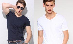 مدل تي شرت مردانه