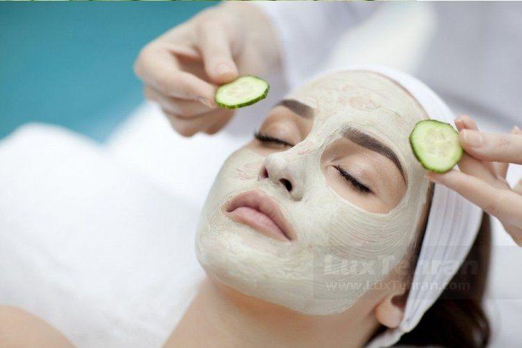ماسک خیار ارزان ترین ماسک برای حفاظت از پوست