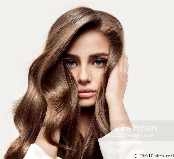 (مدل مو و رنگ مو تیلور هیل )