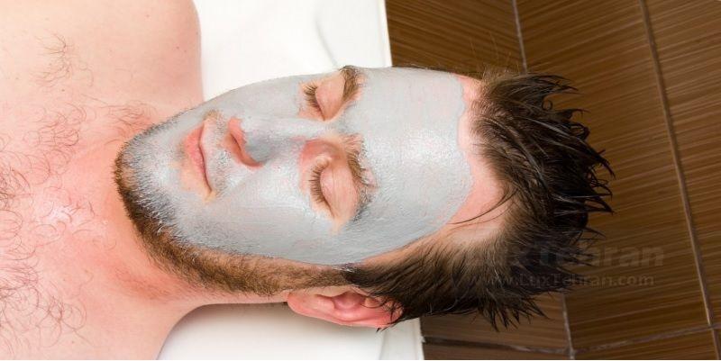 چرا مردان از ماسک خانگی صورت استفاده کنند؟