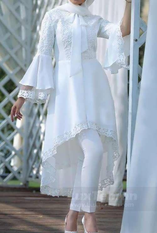رنگ روشن و سفید برای مورد عقد و محضر